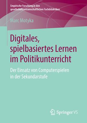 Digitales, spielbasiertes Lernen im Politikunterricht