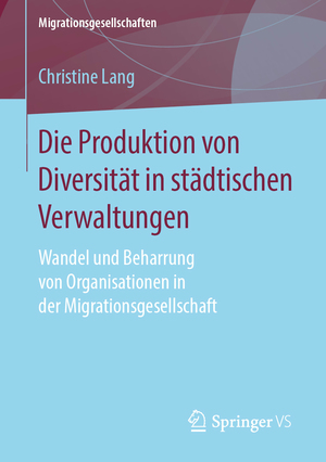 Die Produktion von Diversität in städtischen Verwaltungen