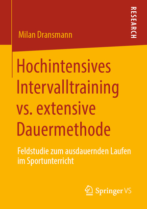 Hochintensives Intervalltraining vs. extensive Dauermethode