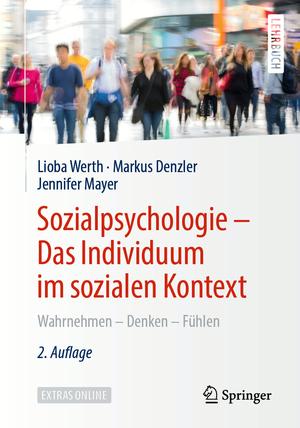 Sozialpsychologie - Das Individuum im sozialen Kontext