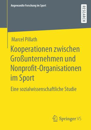 Kooperationen zwischen Großunternehmen und Nonprofit-Organisationen im Sport