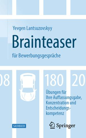 Brainteaser für Bewerbungsgespräche