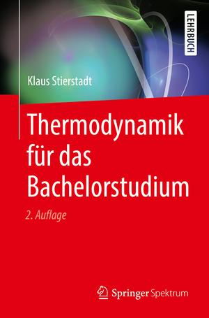 Thermodynamik für das Bachelorstudium