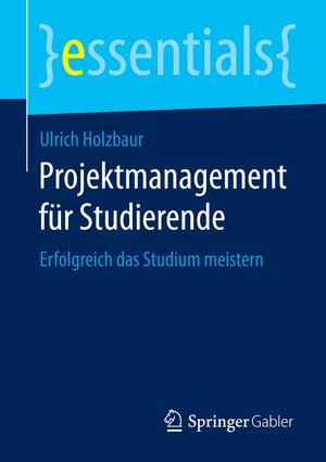 Projektmanagement für Studierende