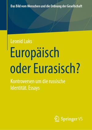Europäisch oder Eurasisch?