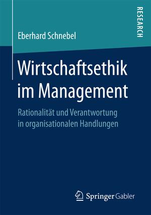 Wirtschaftsethik im Management