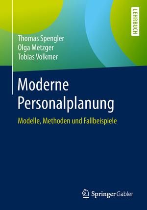 Moderne Personalplanung