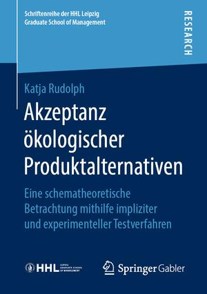 Akzeptanz ökologischer Produktalternativen