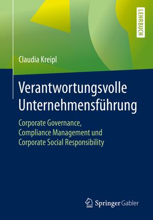 Verantwortungsvolle Unternehmensführung