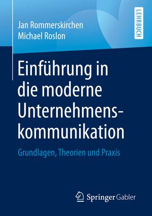 Einführung in die moderne Unternehmenskommunikation
