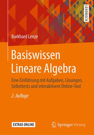 Basiswissen Lineare Algebra