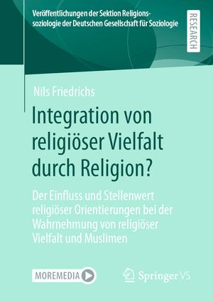 Integration von religiöser Vielfalt durch Religion?