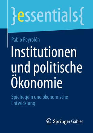 Institutionen und politische Ökonomie