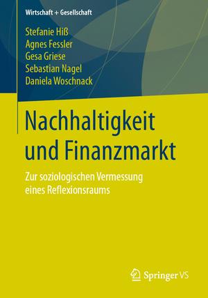 Nachhaltigkeit und Finanzmarkt