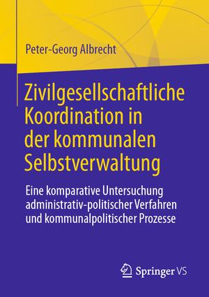 Zivilgesellschaftliche Koordination in der kommunalen Selbstverwaltung