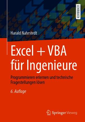 Excel + VBA für Ingenieure