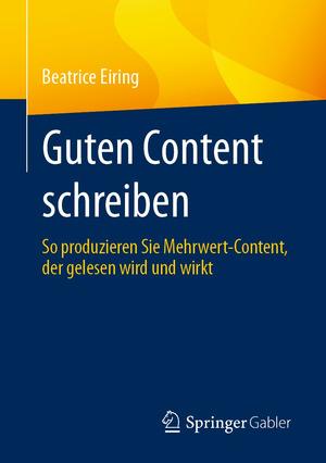 Guten Content schreiben