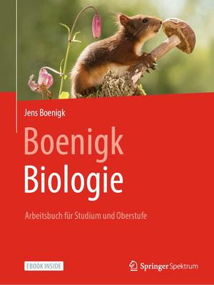 Boenigk, Biologie - Arbeitsbuch für Studium und Oberstufe