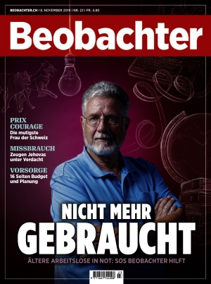 Beobachter (23/2019)