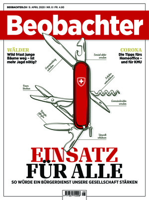 Beobachter (08/2020)