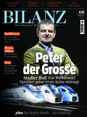 BILANZ (08/2020)