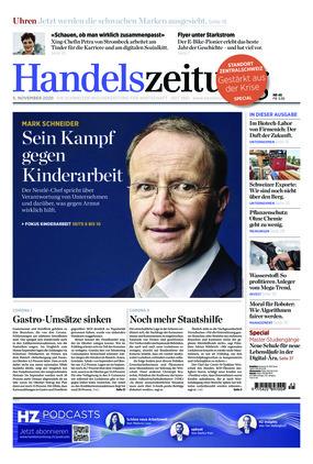 Handelszeitung (45/2020)
