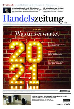 Handelszeitung (01/2021)