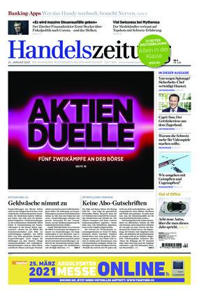 Handelszeitung (04/2021)