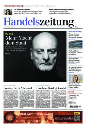 Handelszeitung (06/2021)