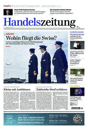 Handelszeitung (07/2021)