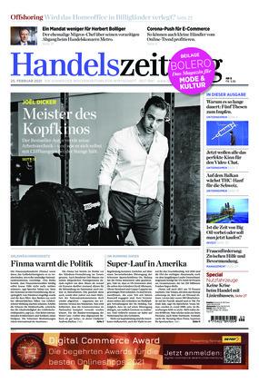 Handelszeitung (09/2021)