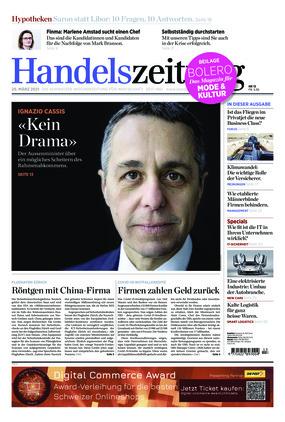 Handelszeitung (13/2021)