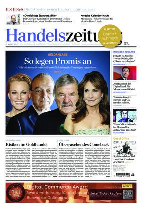 Handelszeitung (15/2021)