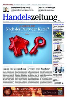 Handelszeitung (16/2021)