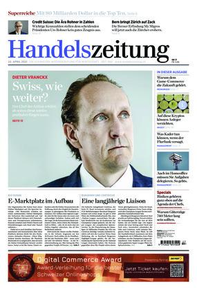 Handelszeitung (17/2021)