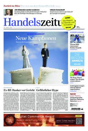 Handelszeitung (18/2021)