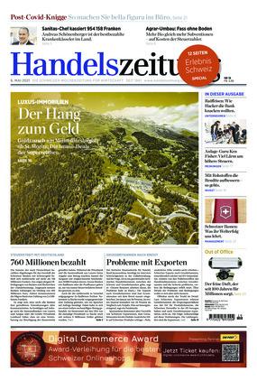Handelszeitung (19/2021)