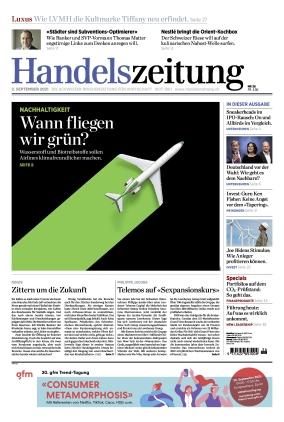 Handelszeitung (36/2021)
