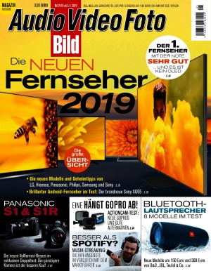 Audio Video Foto Bild (05/2019)
