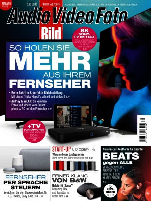 Audio Video Foto Bild (08/2019)