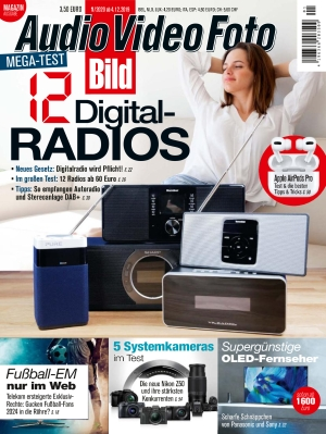 Audio Video Foto Bild (01/2020)