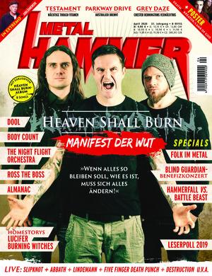 Metal Hammer (04/2020)