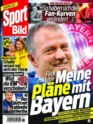 Sport Bild (11/2020)