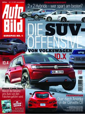 Auto Bild Schweiz (11/2020)