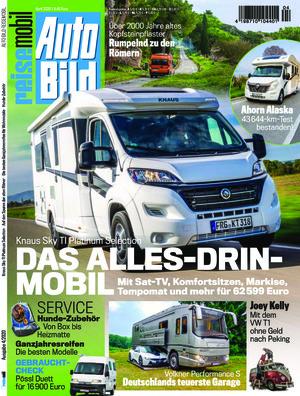 Auto BILD Reisemobil (04/2020)