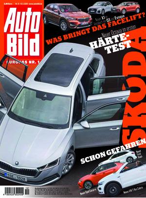 Auto Bild Schweiz (12/2020)