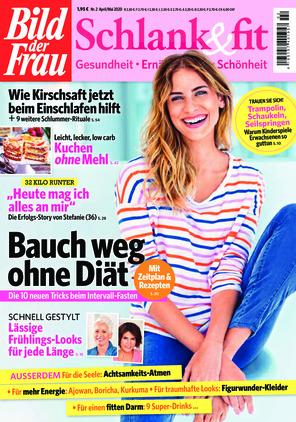 Bild der Frau - Schlank & fit (02/2020)