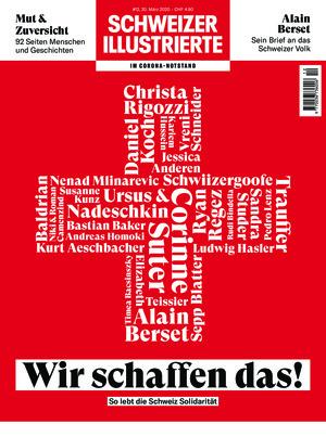 Schweizer Illustrierte (12/2020)