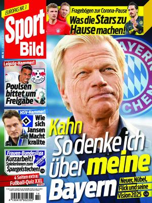 Sport Bild (14/2020)