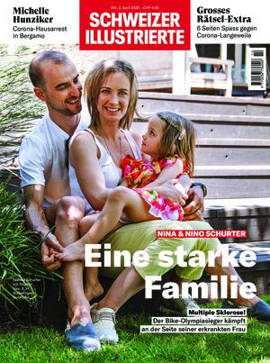 Schweizer Illustrierte (14/2020)